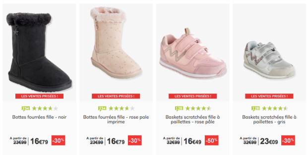 chaussures-filles-verbaudet